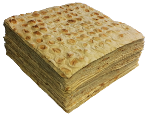 Rectangular lavash